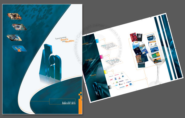 Catalogue / Brochure Designs